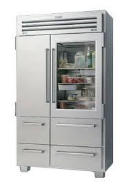 glass front fridge. Glass Front Fridge