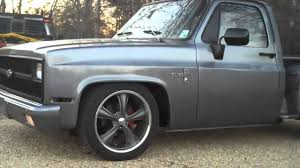 81 chevy c-10 for sale - YouTube