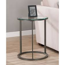 end tables designs glass top round metal table solid three legs wooden floor brown colored picture brass and metal furniture