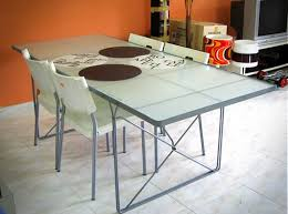 amazing of ikea glass dining table set best