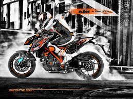 Duke Bike Wallpapers Art Photo