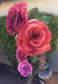 Diy Giant Paper Rose Flower Diy Crepe Paper Flowers Mesa Masterplanned Community