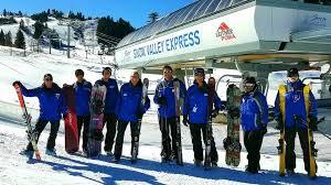 Seasonal Winter Jobs Jobs Snow Valley