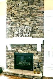 clean fireplace brick cleaning stone front how to bricks with vinegar my white