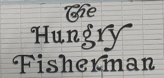 the hungry fisherman is a staple of old morro bay i can remember when they had that huge round table my family would all fit around it