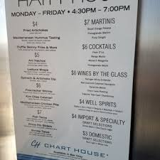 Chart House Menu New Jersey Charthouse Menu Moving Companies In Austin Texas