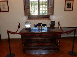 Actual desk where Machiavelli completed The Prince, much of which was  inspired by Cesare Borgia | Cesare borgia, Somewhere in time, The borgias