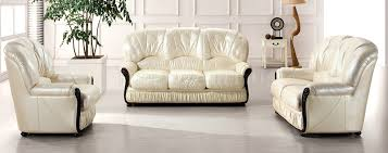off white leather sofa royal off white living
