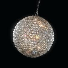 crystal globe pendant light glass and uk