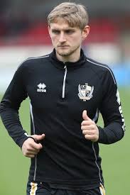 Nathan Smith discusses final game of league season - News - Port Vale