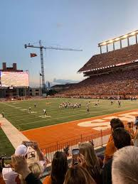 Mccombs Field Seating Chart Photos At Texas Memorial Stadium
