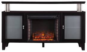 inch fireplace best even glow electric sei cabrini media black indoor kits duraflame wall mount twin