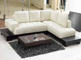Small Modern Sectional Sofa Contemporary Sofas For Pertaining To