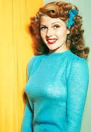 Varsity Pitbull Slouchy Tee | Rita hayworth, Hollywood icons, Classic  hollywood
