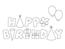 birthday coloring pages printable printable birthday coloring pages as well as printable birthday coloring cards printable