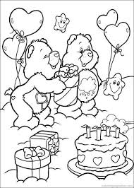 Small Picture 283 best care bears coloring pages images on Pinterest Care