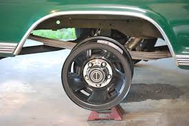 F150 Bolt Pattern Enchanting Backspacing On A '48 F48 48x4848 Wheel The FORDification Forums