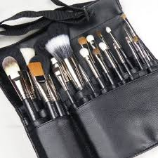 mac professional makeup artist 22 piece brush brushes set w a shoulder strap 129 99