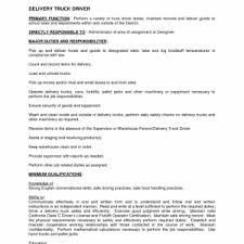 truck driving job description cover letter truck driving job description attractive description truck driver job job description of truck driver