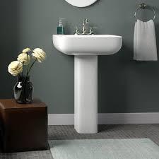 pedestal combo bathroom sink