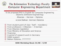 updated curricula of computer engineering diploma and the  18 the information