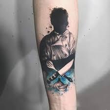 Tetování Vlčí Mák