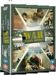 6 Film Box Set: Black Hawk Down/ Born On The 4Th Of July/ Casualties Of  War/ Gardens Of Stone/ Jarhead/ Kingdom DVD: Amazon.co.uk: Jamie Foxx,  Chris Cooper, Jennifer Garner, Jason Bateman, Ashraf