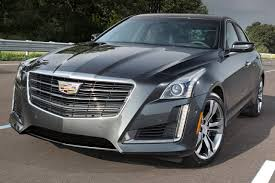 2016 Cadillac CTS Pricing - For Sale | Edmunds