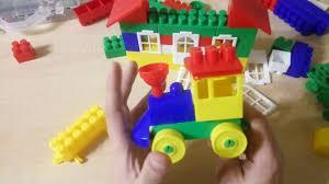 <b>Конструктор Полесье строитель</b>. Дешевые игрушки. - YouTube