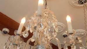 vintage czechoslovakian chandelier vintage czechoslovakian crystal