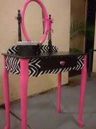 zebra print bedroom furniture. sold special order girls zebra print hot pink black by 1nightstand 12900 bedroom furniture