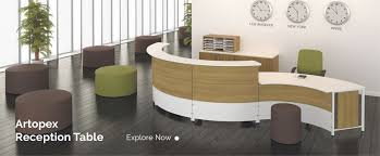reception office desks capital office interiors