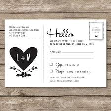 wedding rsvp postcards templates rsvp postcard wording bf digital printing rsvp postcards template