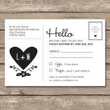 wedding rsvp postcards templates rsvp postcard wording bf digital printing rsvp postcards template
