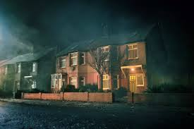 horror lighting. The Conjuring 2: Enfield Poltergeist Horror Lighting C