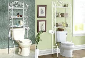 toilet shelf unit over toilet shelf unit squeeze in more storage over the toilet bathroom toilet shelving unit