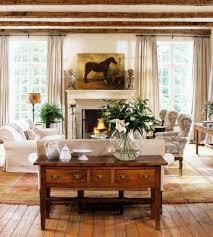 pine living room furniture interior
