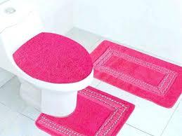 pink bathroom rugs extremely hot pink bath rugs majestic sensational idea bathroom rug sets s ideas pink bathroom rugs