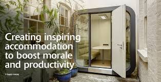 home office pods. OfficePOD® | Changing The Way People Work From Home. Welcome To Future Of Home Office Pods R