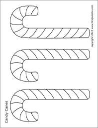 Check out this candy cane image gallery. Candy Canes Free Printable Templates Coloring Pages Firstpalette Com