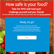world health organization food safety what you should know related links world health day food safety