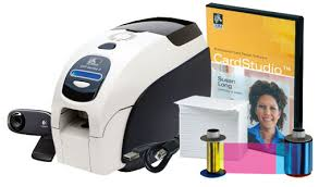 Quikcard Id Pro Solution Zebra Printer