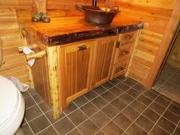 bathroom cabinets peterson custom savannah rustic cedar vanity ta herie home kitchen miami driftwood maple inch