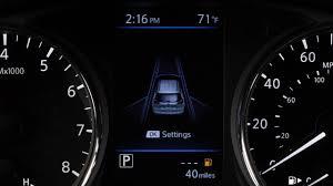Nissan Rogue 2019 Dash Lights 2019 Nissan Rogue Vehicle Information Display