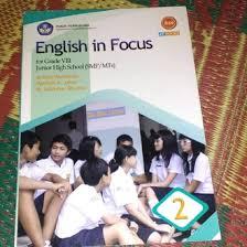 Update kunci jawaban intan pariwara. Kunci Jawaban English In Focus Kelas 8 Guru Ilmu Sosial