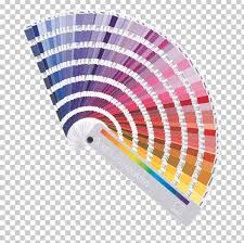 Paper Pantone Color Chart Printing Cmyk Color Model Png