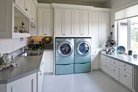 Laundry room Sink with Cabinet Model  Laundry room Sink with traditional cabinet  design