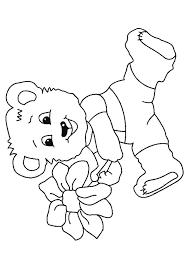 Teddyberen Kleurplaten
