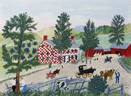 american sampler grandma moses and the handicraft tradition
