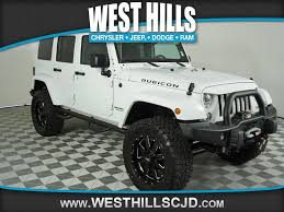 Certified Pre-Owned 2017 Jeep Wrangler Unlimited Rubicon 4 Door ...